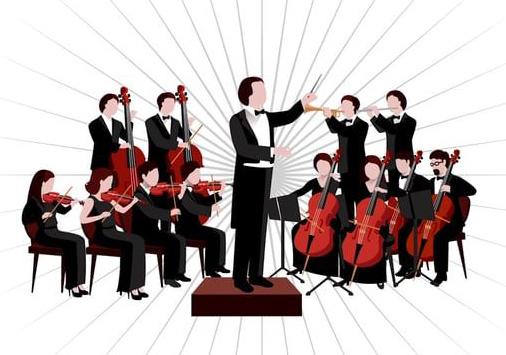 jefe orquestra
